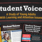 Student Voices - A Study of Young Adults With Learning and Attention Issues